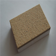 EIFS external wall cladding system insulation and decoration integrated board