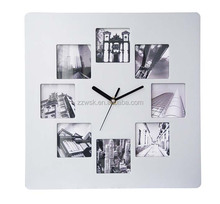 photo insert clock