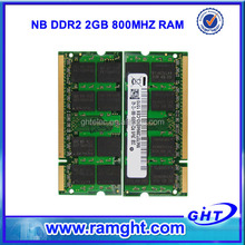 Wholesale OEM Desktop DDR ram memory ddr2 2gb notebook