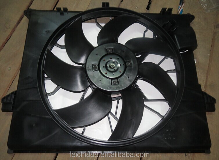 Auto Cooling Fan for BENZ 164 OEM NO. 1645000193