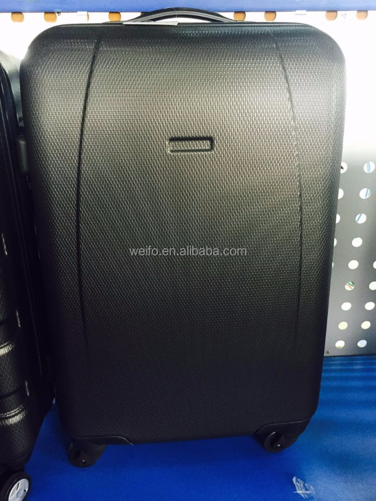 promotional ABS hardshell spinner case