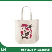 New Customized Gift Cotton Design Tote Bag