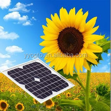 TUV Certificate Mono Crystalline Small Solar Panels For Toys