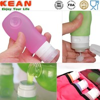 Leak-proof Food Grade Silicone Used cooking Oil Container