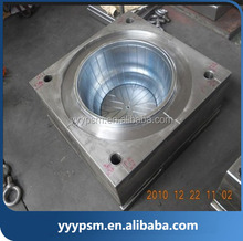 plastic tub polypropylene injection moulding