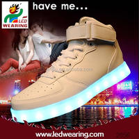 Anpu led wearing LED Shoes led schuhe chaussure led