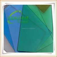 Covering Proof enclosure polycarbonate roofing pc solid sheet