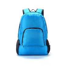Best selling china suppliers folding backpack, foldable backpack onling shopping