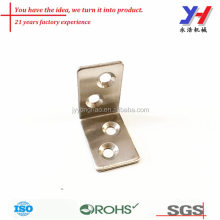 OEM ODM customized Furniture combine connect parts/Bed corner connector/furniture fitting