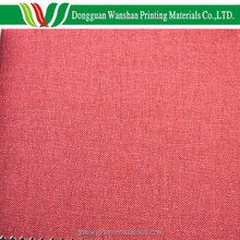 Book binding linen fabric cloth for photo book box cover material