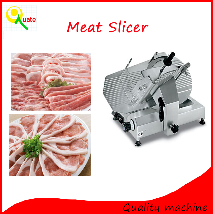 Restaurant Commercial Kitchen Meat Slicer Machine/Full Automatic Meat Slicer/Automatic Frozen Meat Slicer