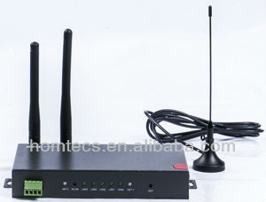 H50series Industrial Module 4G WiFi Openvpn lte 4port wcdma router