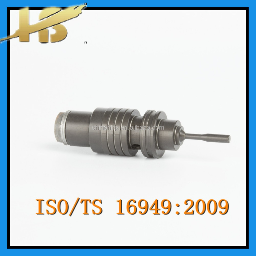 RC power assisted steering pump shaft OEM QY power assisted steering pump shaft OEM excavator hydraulic control valve