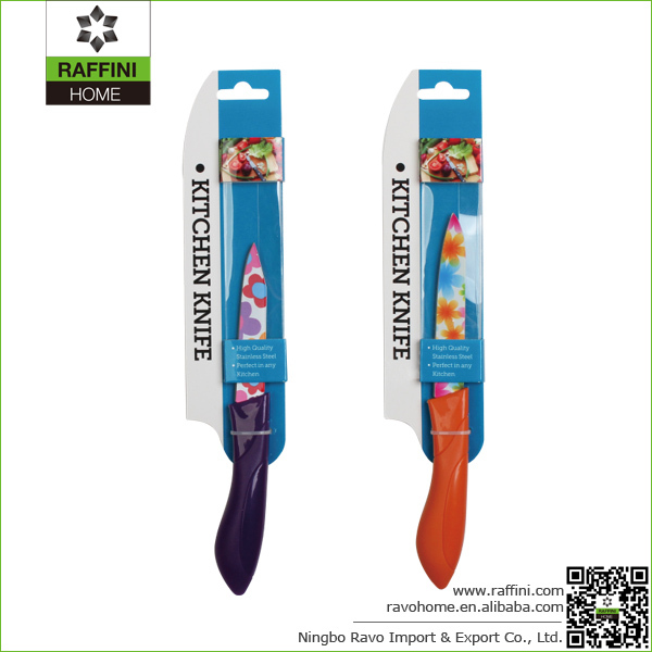 New Products Kitchen Utensil Metal Fruit Knives