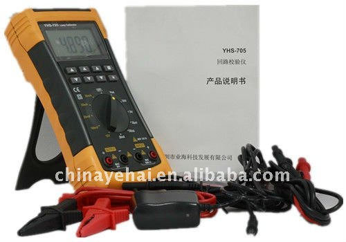 simulator for calibrator/ loop calibrator YH7002