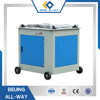 GW40 Stainless reinforcing steel pipe bending machine