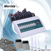 Portable EMS micro current body & ficial muscle stimulation machine