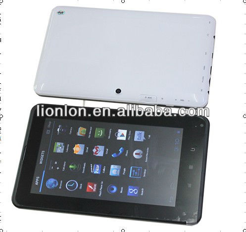 Allwinner a10 cortex a5 7inch android dual camera tablet pc mid/Computer tablet
