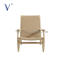 Popular nice rattan wood dining chair, rattan chair, rattan back chair