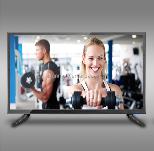 32''inch flat screen led tv wholesale/ television