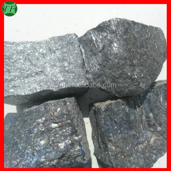CaSi Calcium Silicon Alloy Metal For Mild Steel