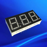 Red 5631 inch 3 triple digit wireless led number display