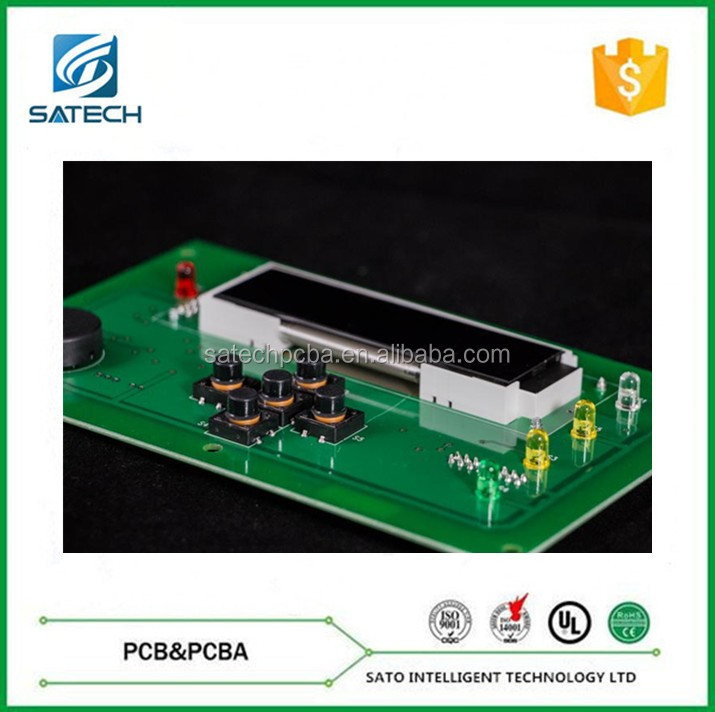 PCB Fabrication & Assembly for Access Control, Coffee Marker, 3D Printer, etc.