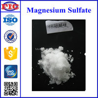 Heptahydrate Magnesium sulfate widely apply in medical use