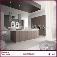 guangzhou display kitchen cabinets for sale