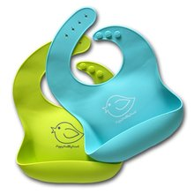 Hot Sale Silicone Baby Bib Waterproof Wholesale,Soft Bandana Bib Manufacturer,Baby Drool Bib