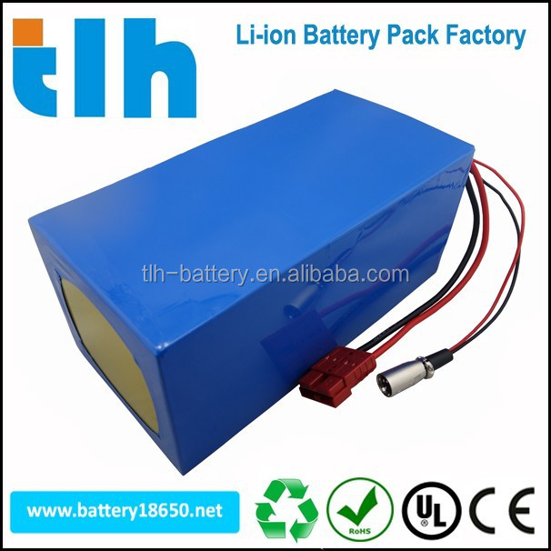OEM 48 Volt 26Ah electric scooter lithium battery