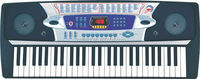 54-keys Electronic Keyboard with LCD Screen