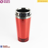 Fancy Coffee Cup with PP Lid,Stainless Steel Coffee travel Mug made in China