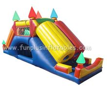 2017 Enjoy adult inflatable obstacle course for sale,inflatable playground,inflatable water obstacle course F5002