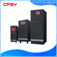 Low Frequency LCD display 3 phase Online 120 kva Ups with Isoltion Transformer
