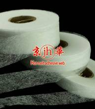 High sticky Iron on hemming tape Hot melt adhesive web made in China