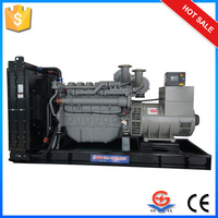 Hot supply!100kw electric generator with perkins diesel engine 1106TAG