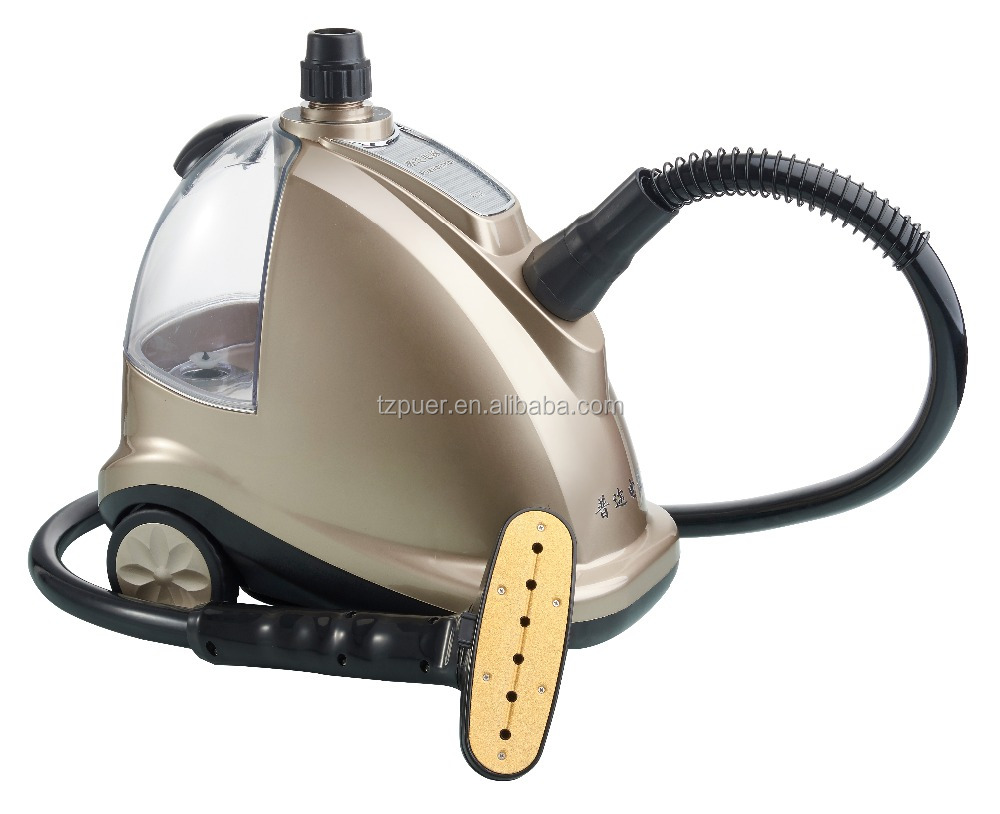 F-132 Silver automatic irons vertical steam iron garment steamer