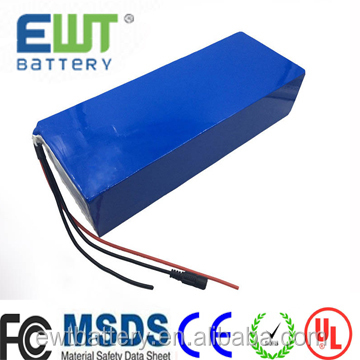 EWT New customized lifepo4 lithium ion dry cell 12v 22650 electric outboard motor battery pack 30ah