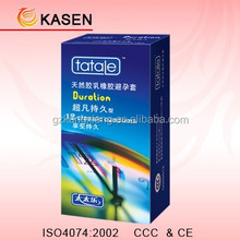 Tatale Duration 12 Classis Condom with Long delay sex condom