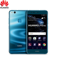 "new arrivals 2018 Huawei P10 Lite WAS-LX1A 32GB Sapphire Blue Dual Sim 5.2"" 4GB RAM GSM Unlocked huawei smart cell phone"