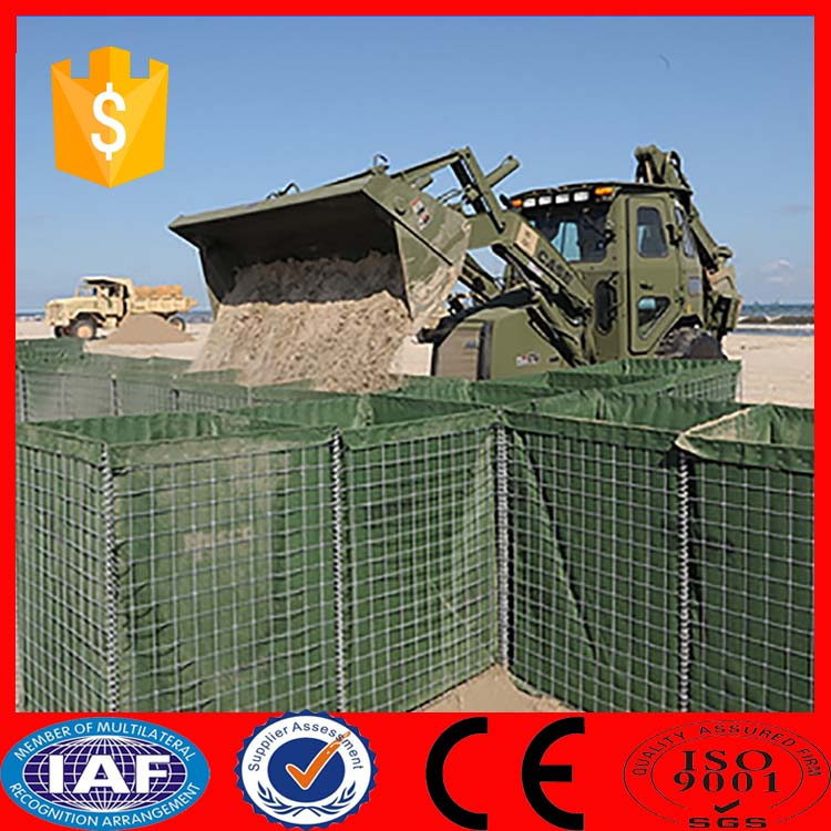 factory supply military sand wall HESCO Bastion Concertainer