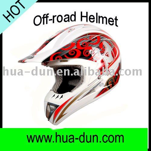 2015 hot wholesale fashion design and high quality cross helmet / motorcycle helmet