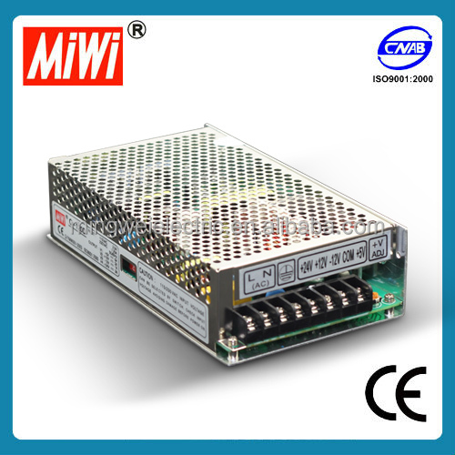Q-120D Quad/four output Switching Power Supply, switch power supply