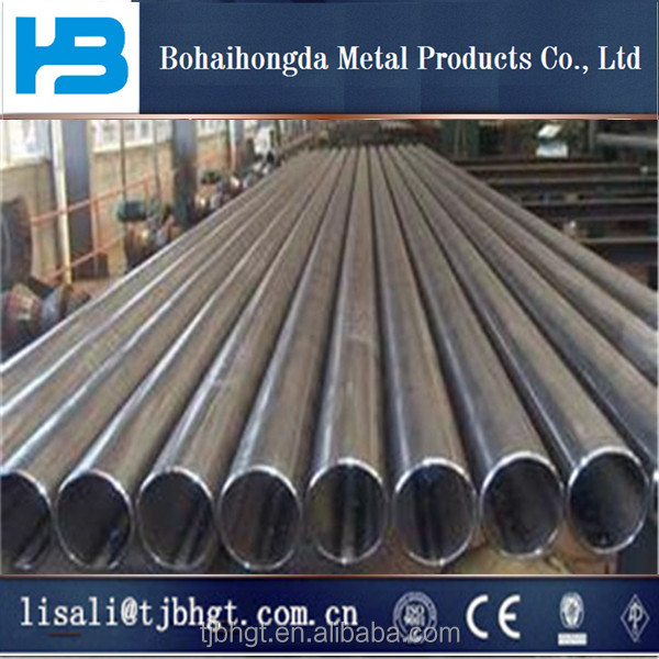 seamless alloy steel pipe a335 standard p2 p5 p9 p11 p12 p22/P11 ASTM SA335 seamless alloy steel tubing pipe and casing