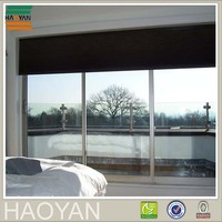 Haoyan blockout and sunscreen farbic roller blinds shades