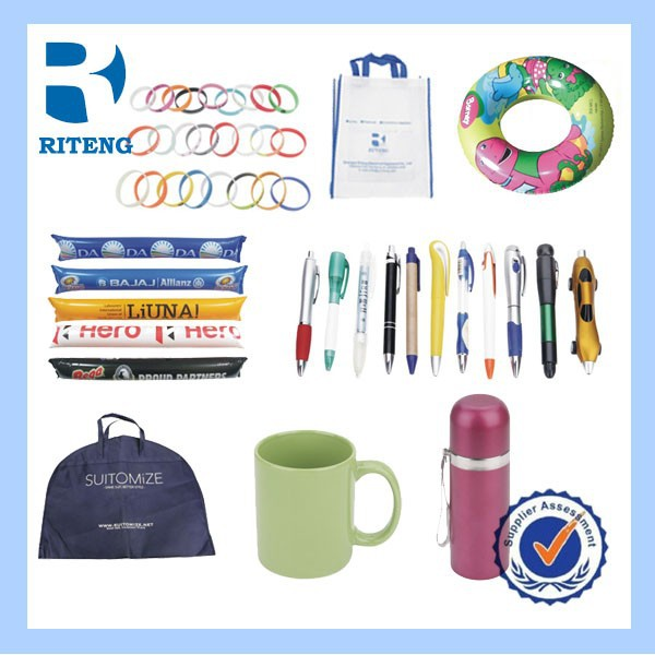 While promotional items from large corporations are easier to come by than those provided by smaller companies, there is a downside. The nonprofit will have no say in the design.
