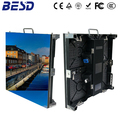 Factory price Indoor rental led display SMDP3.91 500mm x 500mm Die-casting Aluminum cabinet