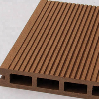 wpc decking outdoor for swming pool or garden bench or wall cladding