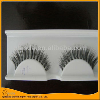 sythetic natural handtied under lashes